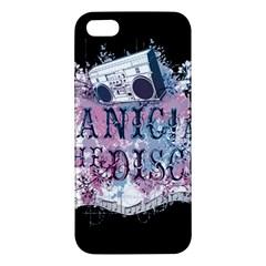 Panic At The Disco Art Iphone 5s/ Se Premium Hardshell Case by Onesevenart