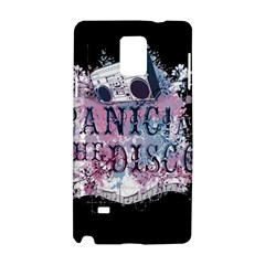 Panic At The Disco Art Samsung Galaxy Note 4 Hardshell Case by Onesevenart