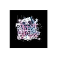 Panic At The Disco Art Satin Bandana Scarf by Onesevenart