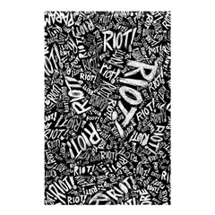 Panic At The Disco Lyric Quotes Retina Ready Shower Curtain 48  X 72  (small)  by Onesevenart