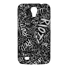 Panic At The Disco Lyric Quotes Retina Ready Samsung Galaxy Mega 6 3  I9200 Hardshell Case by Onesevenart