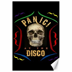 Panic At The Disco Poster Canvas 20  X 30   by Onesevenart