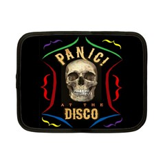 Panic At The Disco Poster Netbook Case (small)  by Onesevenart