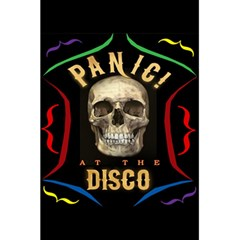 Panic At The Disco Poster 5 5  X 8 5  Notebooks by Onesevenart
