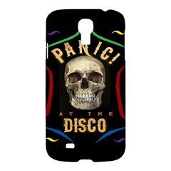 Panic At The Disco Poster Samsung Galaxy S4 I9500/i9505 Hardshell Case by Onesevenart