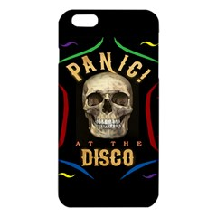 Panic At The Disco Poster Iphone 6 Plus/6s Plus Tpu Case by Onesevenart