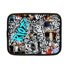 Panic! At The Disco College Netbook Case (small)  by Onesevenart