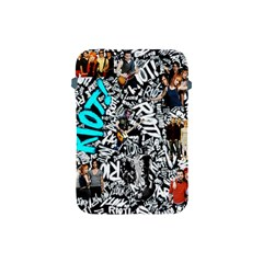 Panic! At The Disco College Apple Ipad Mini Protective Soft Cases by Onesevenart
