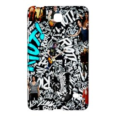 Panic! At The Disco College Samsung Galaxy Tab 4 (8 ) Hardshell Case  by Onesevenart