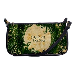 Panic At The Disco Shoulder Clutch Bags by Onesevenart
