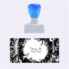 Panic At The Disco Rubber Stamps (medium)  by Onesevenart