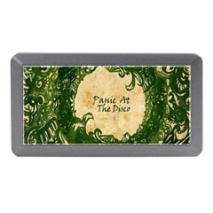 Panic At The Disco Memory Card Reader (mini) by Onesevenart
