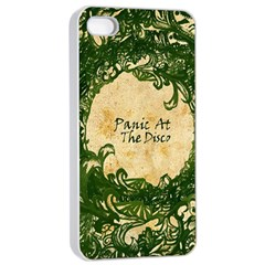 Panic At The Disco Apple Iphone 4/4s Seamless Case (white) by Onesevenart