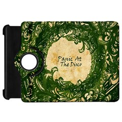 Panic At The Disco Kindle Fire Hd Flip 360 Case by Onesevenart