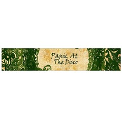 Panic At The Disco Flano Scarf (large) by Onesevenart