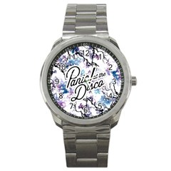 Panic! At The Disco Sport Metal Watch by Onesevenart
