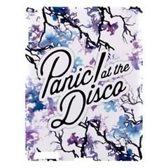 Panic! At The Disco Apple Ipad 3/4 Hardshell Case by Onesevenart