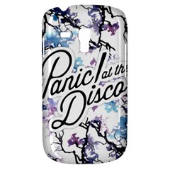 Panic! At The Disco Samsung Galaxy S3 Mini I8190 Hardshell Case by Onesevenart