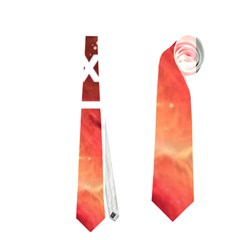 Trxye Galaxy Nebula Neckties (one Side)  by Onesevenart