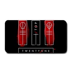 Twenty One Pilots Medium Bar Mats by Onesevenart
