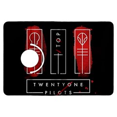 Twenty One Pilots Kindle Fire Hdx Flip 360 Case by Onesevenart