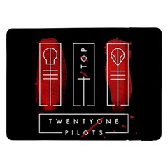 Twenty One Pilots Samsung Galaxy Tab Pro 12 2  Flip Case by Onesevenart