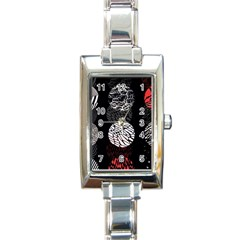 Twenty One Pilots Stressed Out Rectangle Italian Charm Watch by Onesevenart