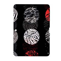 Twenty One Pilots Stressed Out Samsung Galaxy Tab 2 (10 1 ) P5100 Hardshell Case  by Onesevenart