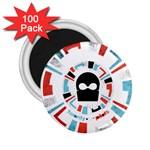 Twenty One Pilots 2.25  Magnets (100 pack)