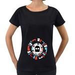 Twenty One Pilots Women s Loose-Fit T-Shirt (Black)