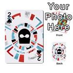 Twenty One Pilots Playing Cards 54 Designs