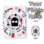 Twenty One Pilots Multi-purpose Cards (Rectangle)