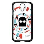 Twenty One Pilots Samsung Galaxy S4 I9500/ I9505 Case (Black)