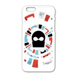 Twenty One Pilots Apple iPhone 6/6S White Enamel Case