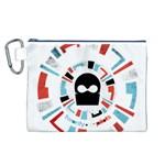 Twenty One Pilots Canvas Cosmetic Bag (L)