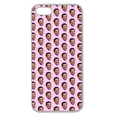 Drake Hotline Bling Apple Seamless Iphone 5 Case (clear) by Onesevenart