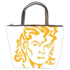 Michael Jackson Bucket Bags by Onesevenart