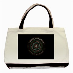 Twenty One Pilots Power To The Local Dreamder Basic Tote Bag (two Sides) by Onesevenart