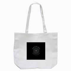 Twenty One Pilots Power To The Local Dreamder Tote Bag (white) by Onesevenart