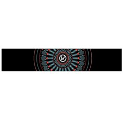 Twenty One Pilots Power To The Local Dreamder Flano Scarf (large) by Onesevenart