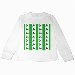 Holly  Kids Long Sleeve T-Shirts by Zeze