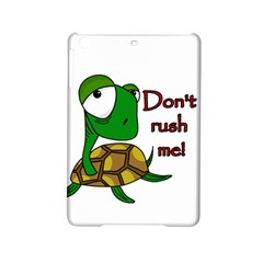 Turtle Joke Ipad Mini 2 Hardshell Cases by Valentinaart