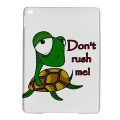 Turtle Joke Ipad Air 2 Hardshell Cases by Valentinaart