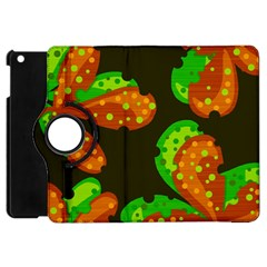 Autumn Leafs Apple Ipad Mini Flip 360 Case by Valentinaart