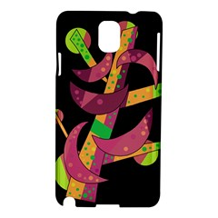 Moon Tree Samsung Galaxy Note 3 N9005 Hardshell Case by Valentinaart