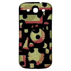 Papyrus  Samsung Galaxy S3 S Iii Classic Hardshell Back Case by Valentinaart