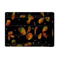 Floral Abstraction Ipad Mini 2 Flip Cases by Valentinaart