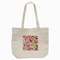 Summer Tote Bag (cream) by Valentinaart