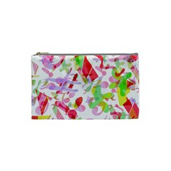 Summer Cosmetic Bag (small)  by Valentinaart