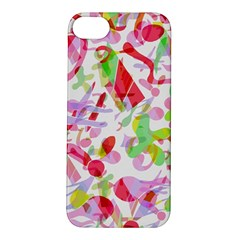 Summer Apple Iphone 5s/ Se Hardshell Case by Valentinaart